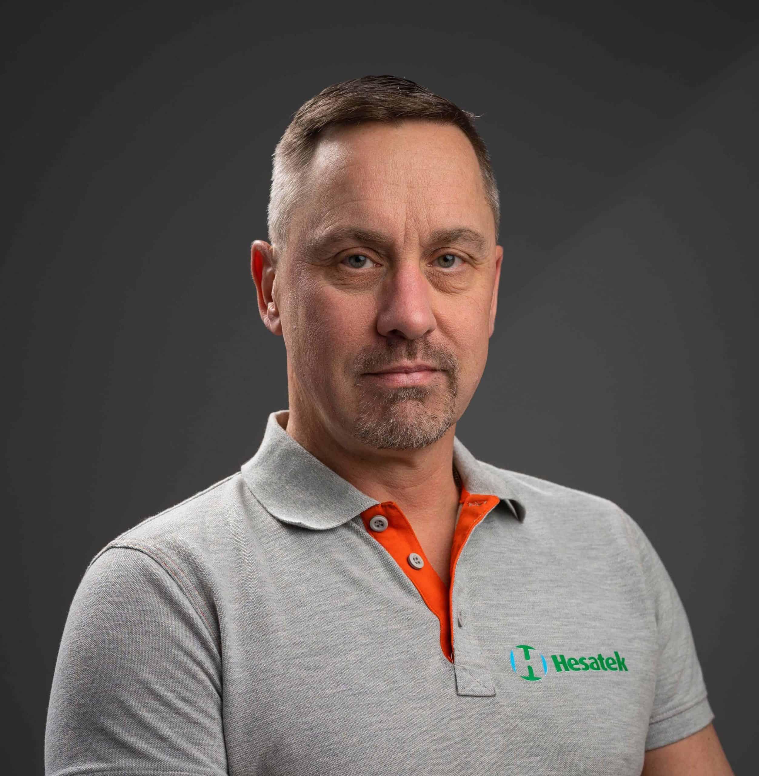 Hesatek Oy Marco Forsström